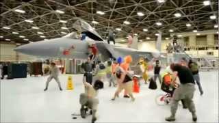 Military HARLEM SHAKE Compilation!!