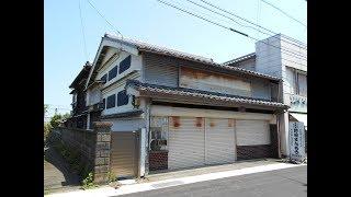 オーシャンビュー物件!高知県安芸郡東洋町、一戸建て売り物件情報!土地183坪、蔵付き、お部屋2階から海が見えます、店舗として使用可、即入居可!