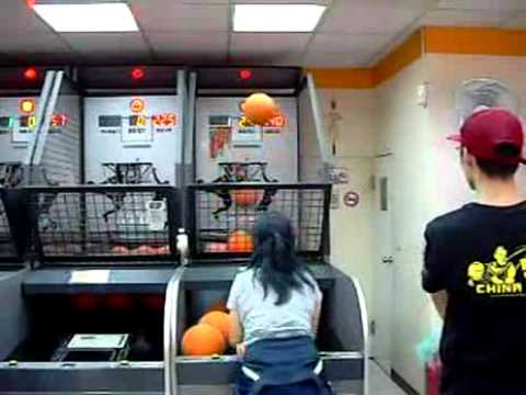 The Best Arcade Basketball Performance Ever!