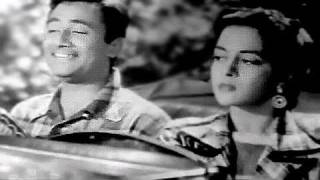 Jeevan Ke Safar Me Raahi - Kishore Kumar, Dev Anand