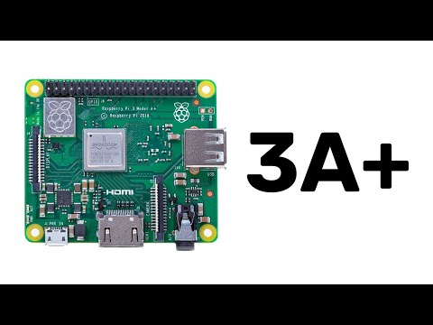 Raspberry Pi 3 Model A+ is a compact yet powerful Raspberry Pi