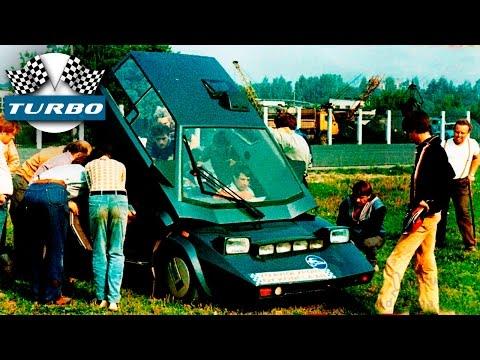 Советские самодельные автомобили. Вы точно ТАКОГО не ожидали!