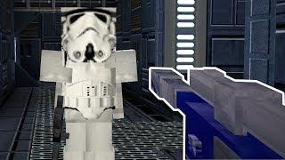 Minecraft But It's Star Wars