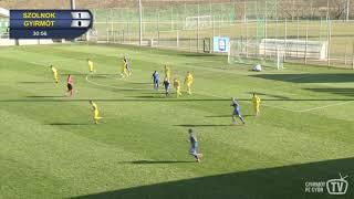 Szolnoki MÁV FC – Gyirmót FC Győr 1-2