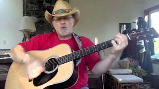 1668 -  Big Wheels In The Moonlight -  Dan Seals cover with chords and lyrics