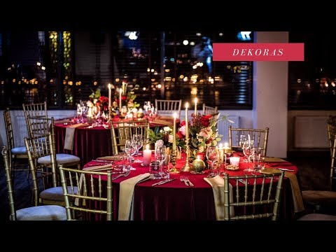 mp4 Wedding Decoration Red, download Wedding Decoration Red video klip Wedding Decoration Red