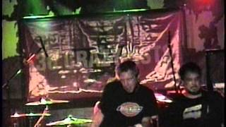 36 Crazyfists Live @ Emerson Theater, IN, USA ★05-24-2002 ★