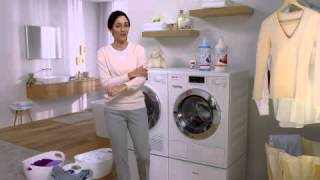 Miele Washing machine programmes explained