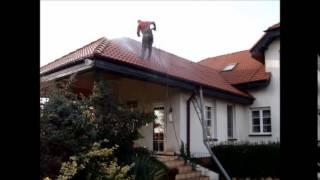 Czyszczenie dachów Swarzędz