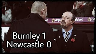 Review | Burnley 1-0 Newcastle United