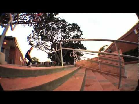 Element Skateboards: Nick Garcia 2012