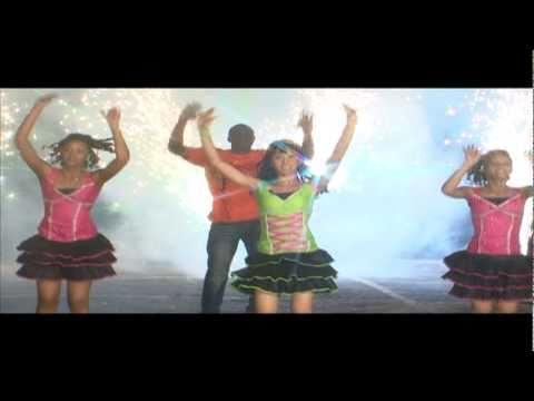 Winsie-Ann Cuffie: PUSH *2011 GOSPEL SOCA*(OFFICIAL MUSIC VIDEO)