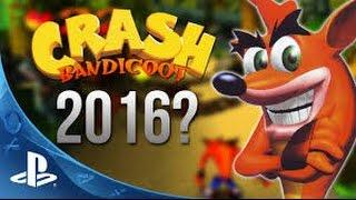 E3 2016 crash bandicoot discussion