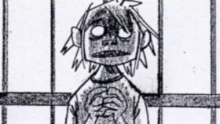 Gorillaz - Feel Good Inc (Animatic)