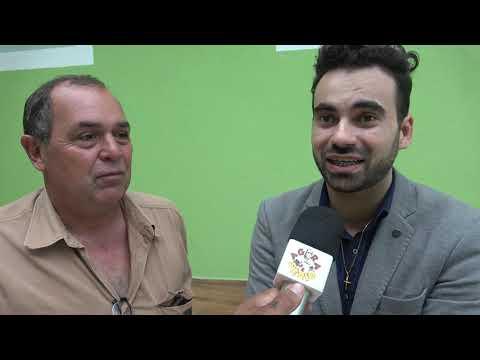 Secretário de Turismo Mauro Ramos e o Menino de Ouro do Prefeito Ayres Scorsatto fala sobre a reunião do Comtur de Juquitiba