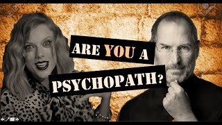 You could be a Psychopath - but could you be a Serial Killer?