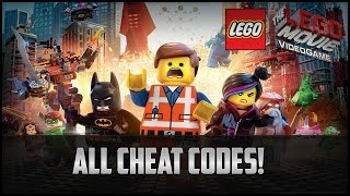 The LEGO Movie Video Game - Cheat Codes