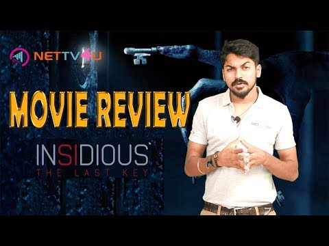 Insidious: The Last Key Movie Review By Review Raja | Hollywood | Horror | Thriller | 2018