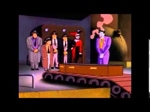 Batman The Animated Series 'The Man Who Killed Batman'