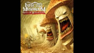 Infected Mushroom - The Messenger 2012 [HD]