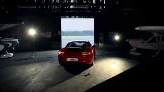 Video: Akrapovic Sportauspuffanlage am Porsche 911 Carrera S