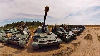 Video 360. АрМИ-2017 - Тюмень. Подготовка к соревнованиям
