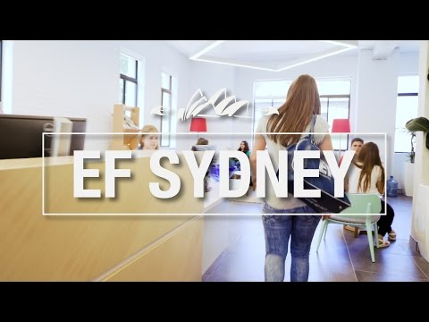 EF Sydney ‒ Tour of the School