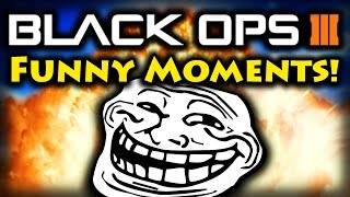 How NOT to Commentate on Black Ops 3! | Call of Duty Black Ops 3 Funny Moments!