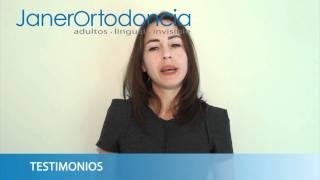 Testimonio vídeo Ortodoncia Lingual Invisble 20