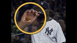 MLB ILLEGAL SUBSTANCES (HD)