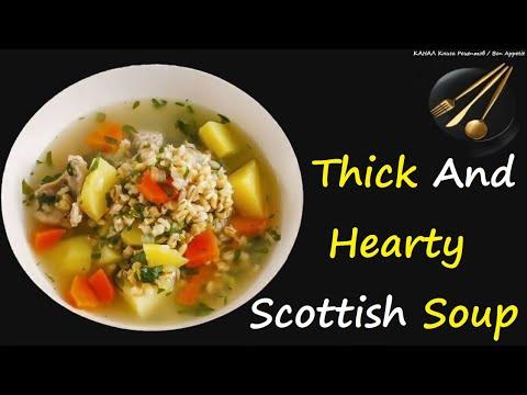 👉 Scottish Soup / 👉 Book of recipes / Bon Appetit