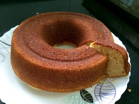 Video Milk Cream Pound Cake (Stove Top Method) | Kitchen Time with Neha