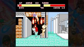 Street Fighter II (FC)