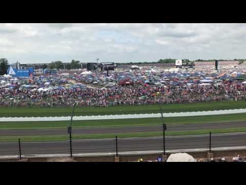 Back Home Again in Indiana Indy 500 2017 Northeast Vista | MTW