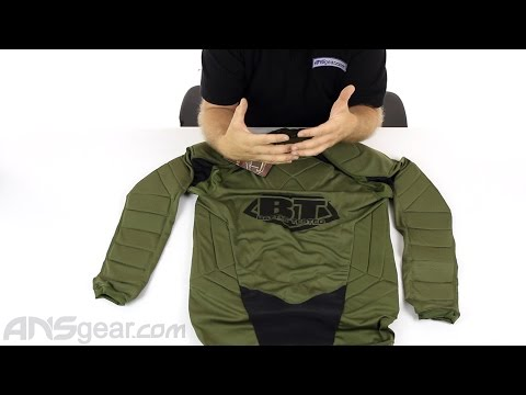 BT 2011 Soldier Paintball Shirt - Review
