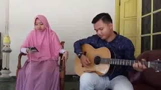 Halaqah Cinta Cover By W RAY Voice