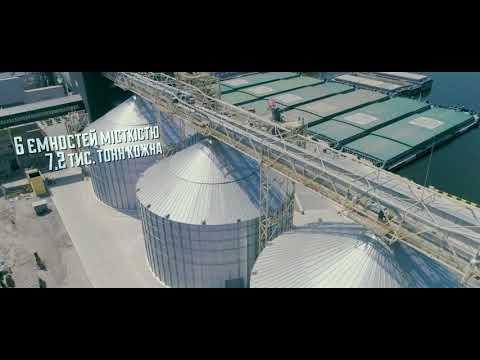 Будівництво елеваторного комплексу у складі перевантажувального термінала у Миколаєві