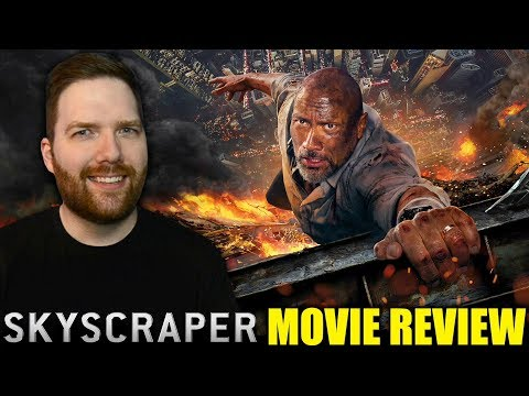 Skyscraper – Movie Review