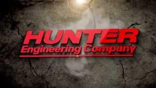 Cтенд развал-схождения 3-D, 2 камеры Hunter от компании АвтоСпец - видео