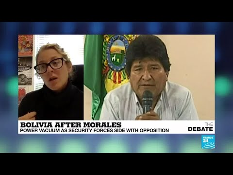 Nicole Fabricant: Evo Morales diminished his legacy in not leaving after three terms
