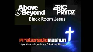 "Above & Beyond vs Depeche Mode vs Eric Prydz - Black Room Jesus (Pirate Radio ""Frogs Mating"" Mashup)"