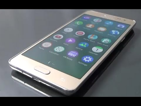 Samsung Tizen Z3 Full Review and Unboxing