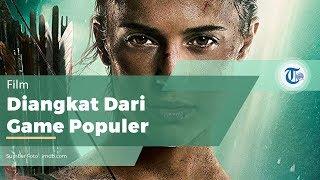 Film Tomb Raider, Film Action yang Dibintangi Alicia Vikander