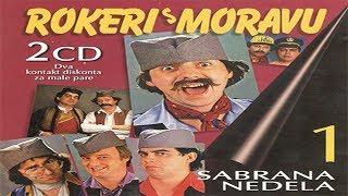 ROKERI S MORAVU -  Ujs bre (audio)