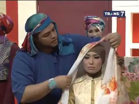 Video Tutorial Pemakaian Hijab ala Ivan Gunawan