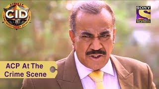 Your Favorite Character | ACP At The Crime Scene | CID
