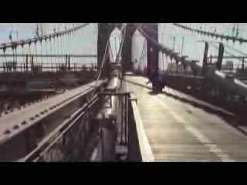 Бруклинский мост. Нью-Йорк
