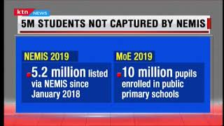 5M students reportedly not captured by NEMIS