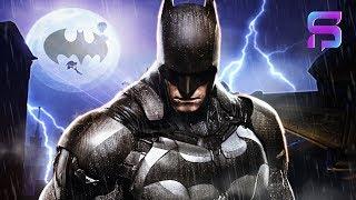 BATMAN x FORTNITE - BATMAN IS HERE....