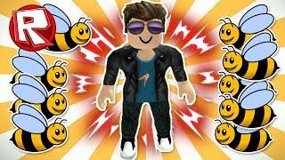 Я НАСТОЯЩИЙ ПЧЕЛОВОД!!! - Симулятор Пчеловода РОБЛОКС ROBLOX Видео игра для детей